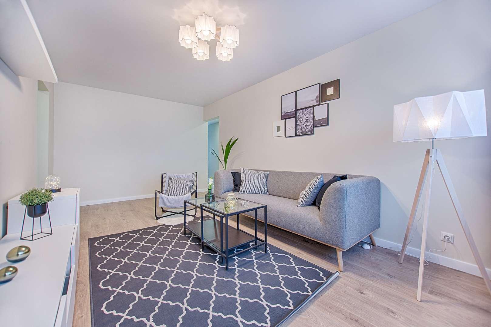 Povprečno stanovanje je veliko okoli 90 m2