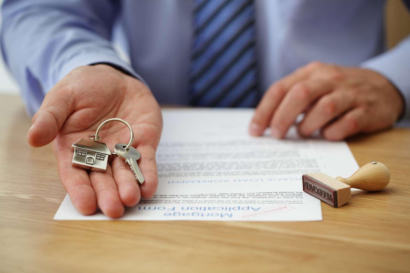 Nakip nepremičnine, vir: coastland mortgage