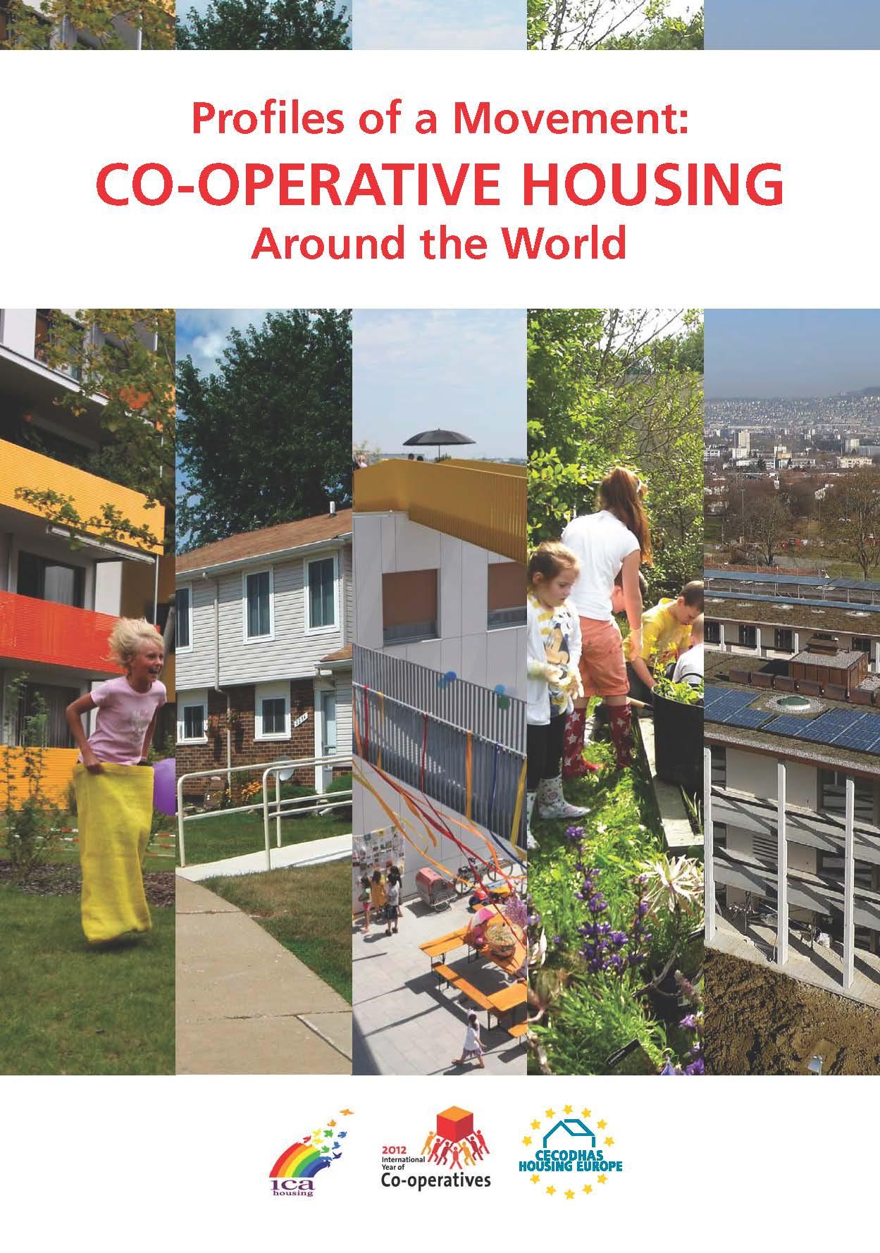 Kooperative po svetu, vir: www.icahousing.coop